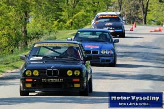 28 - Tomáš Homola - BMW E30 - Mohyla míru 2019
