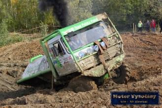 Truck trial - Rančířov - 6.10.2019 - 10