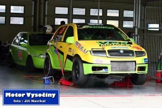 02 - Kašpar Vilém - Škoda Fabia RS TDi - GMS Race Car show - Automotodrom Brno - 19.10.2019