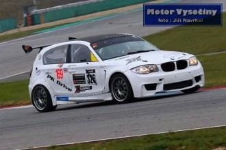 04 - Kubík Petr - BMW 1 - GMS Race Car show - Automotodrom Brno - 19.10.2019