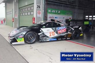 47 - Komárek David - McLaren F1 EVO 2019 - GMS Race Car show - Automotodrom Brno - 19.10.2019