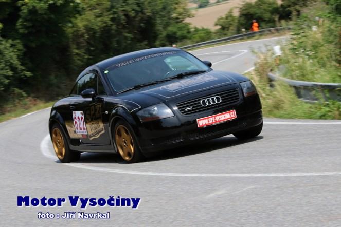 31 - Houska Radek - Audi TT - AS-S1+2000 2WD