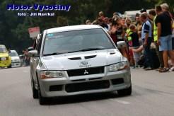 Motálek Milan - Mitsubishi Lancer EVO VII - S1+2000-4WD - MANN FILTER Zámecký vrch 2020