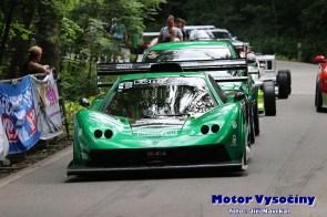 18 - Komárek David - Mc FI EVO - E1-3000 2WD - Vírské serpentiny 2021