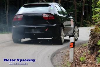 35 - Caha Jan - Seat Leon 1.9 TDi - AS-S1+2000 4WD - Vírské serpentiny 2021
