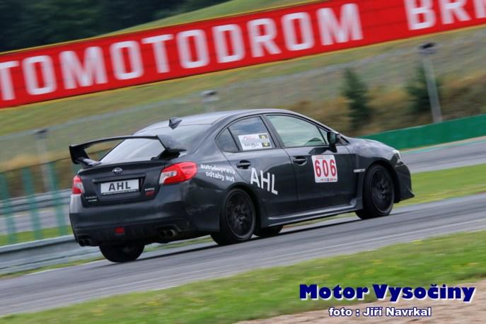 IV. GMS Automotodrom Brno - 02 - Mirovský Zdeněk - Subaru WRX STi - AS-S1+2000 4WD