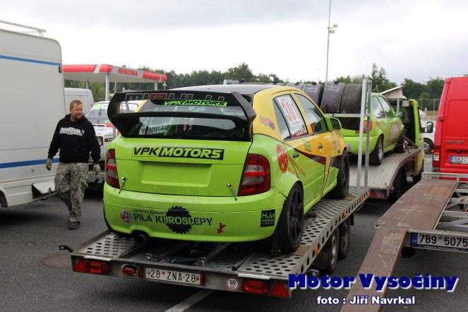 IV. GMS Automotodrom Brno - 18 - Kašpar Vilém - Škoda Fabia RS TDi - S1+2000 2WD 1