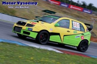 IV. GMS Automotodrom Brno - 35 - Kašpar Vilém - Škoda Fabia RS TDi - S1+2000 2WD