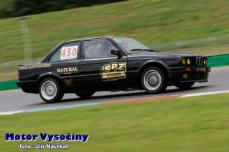IV. GMS Automotodrom Brno - 38 - Homola Tomáš - BMW E30 - HA1+2000