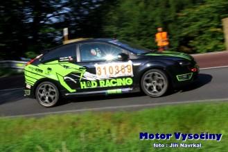 05 - Doubek Luděk - Ford Focus ST - S1+2000 2WD