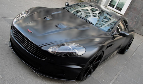 Anderson Germany Aston Martin DBS Superior Black (1/6)