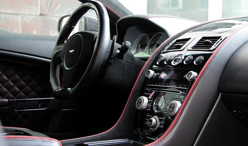 Anderson Germany Aston Martin DBS Superior Black (5/6)