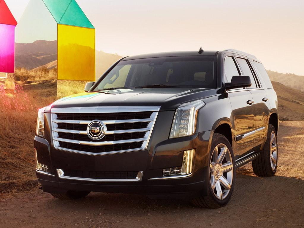 2014 Cadillac Escalade and ATS Coupe to Hit European Market