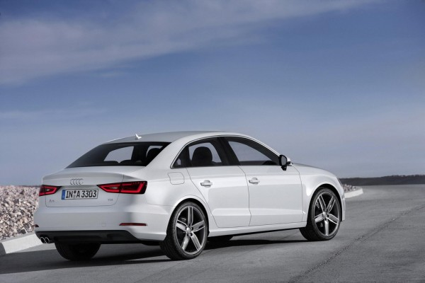 2015 Audi A3 Sedan IIHS 2 600x400 at 2015 Audi A3 Sedan Receives Top Safety Pick Plus Rating