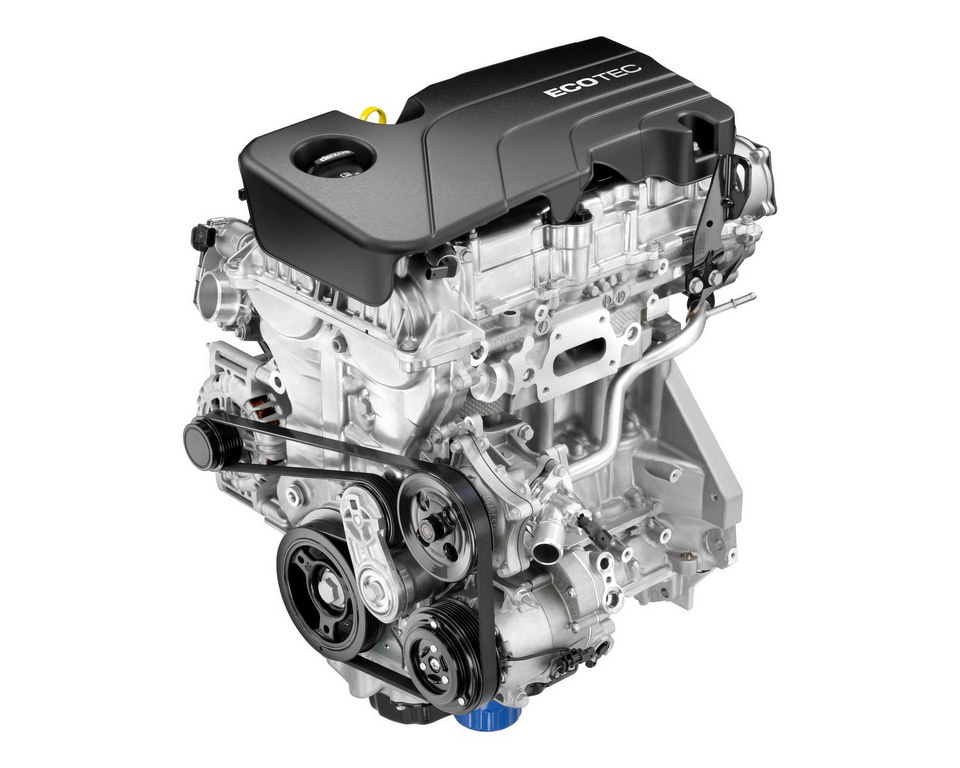 Gm Small Displacement Ecotec Engine Lineup Announced