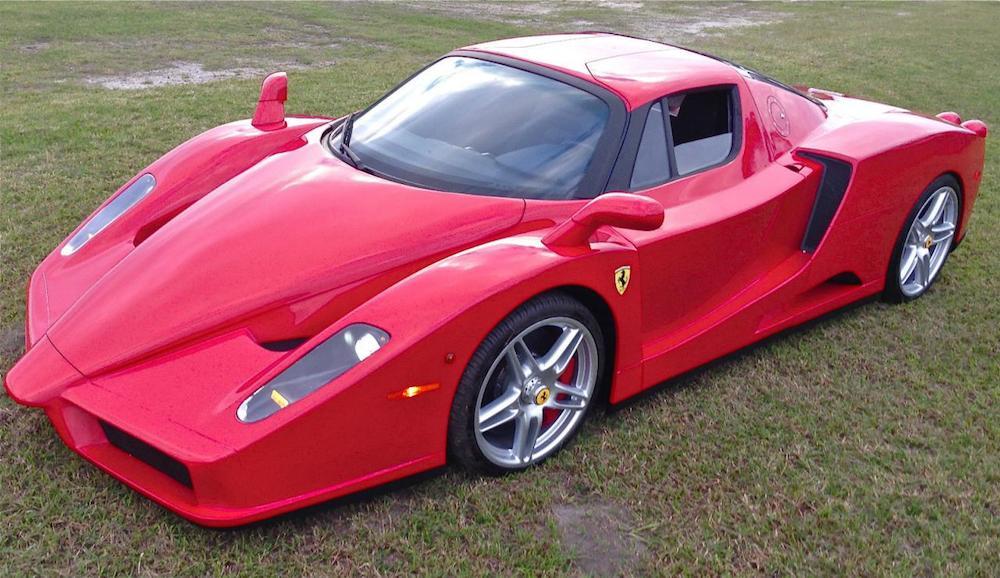 Ferrari Enzo Replica On Sale For 400K
