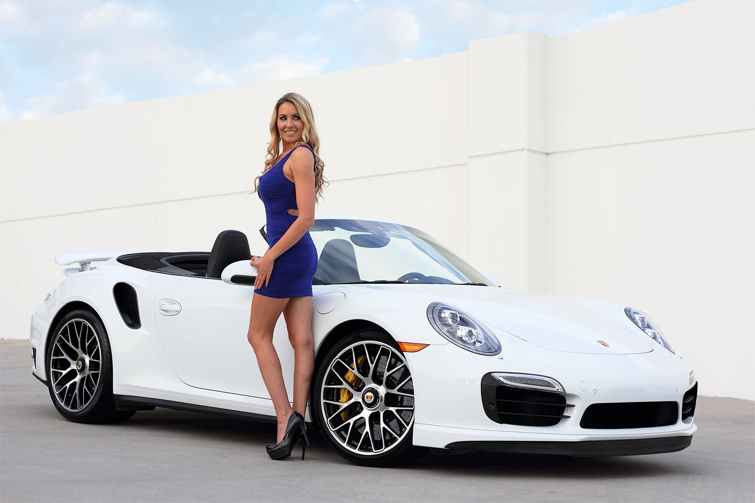Weekend Eye Candy Porsche 911 Cabrio Amp A Blue Angel