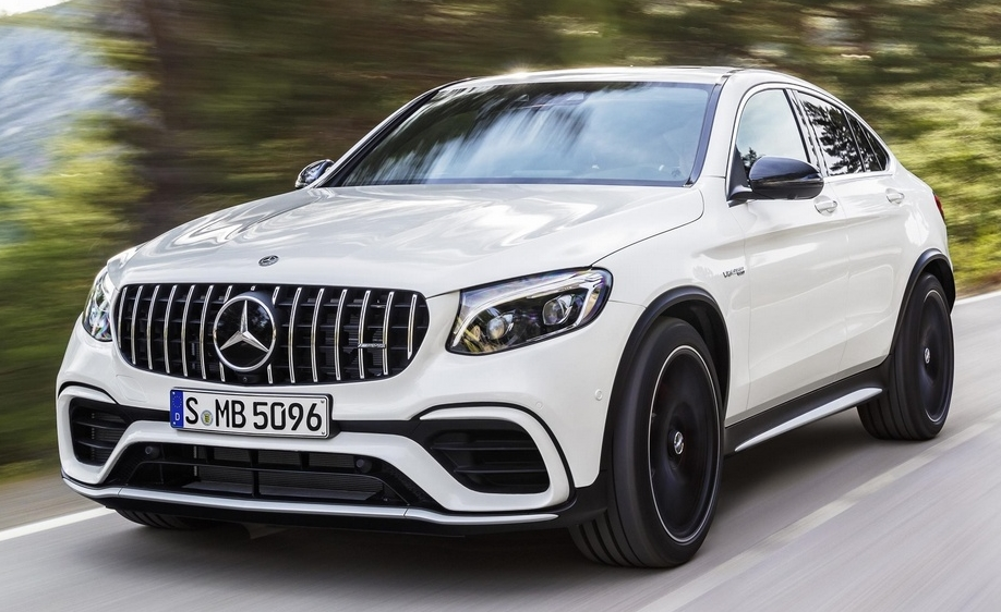 Official 2018 Mercedes AMG GLC 63