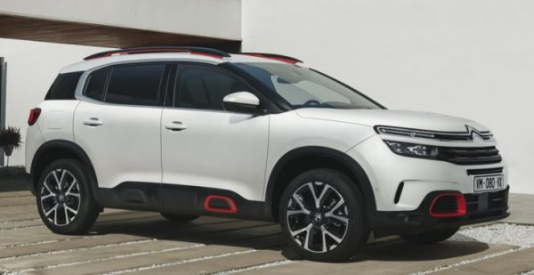 2019 Citroen C5 Aircross Is Family SUV Par Excellence