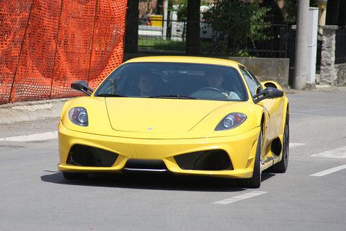 Ferrari F450 Spider Concept Cars