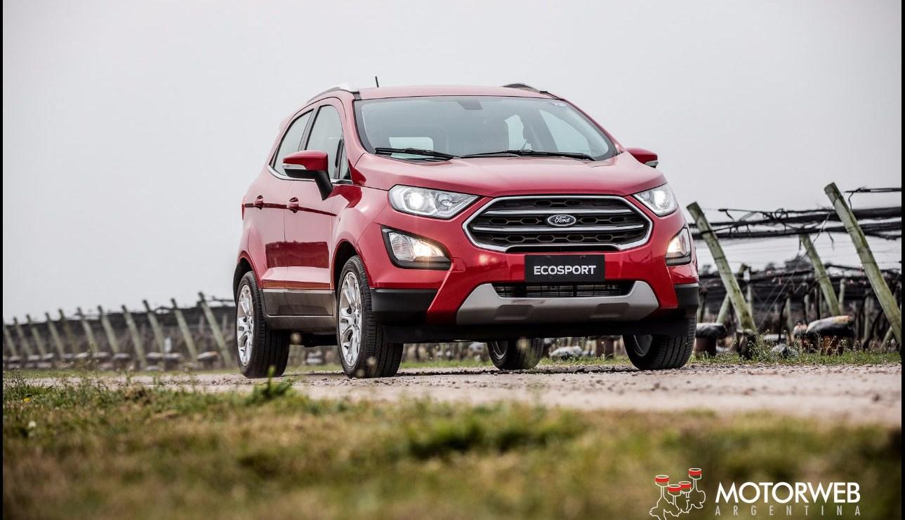 Nueva Ford Ecosport 2018 En Venta Desde Septiembre