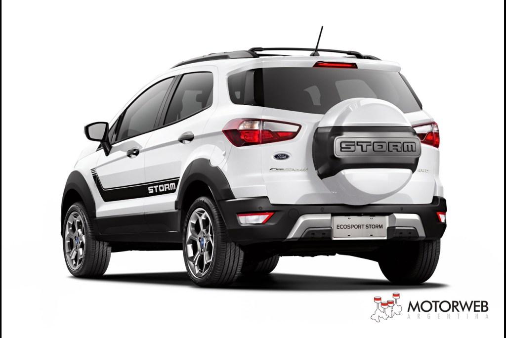 San Pablo 2018 Nueva Ford Ecosport Storm Para Argentina