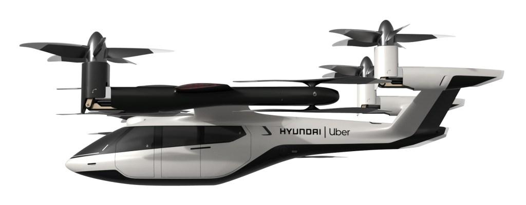 Ces 2020 Uber Hyundai