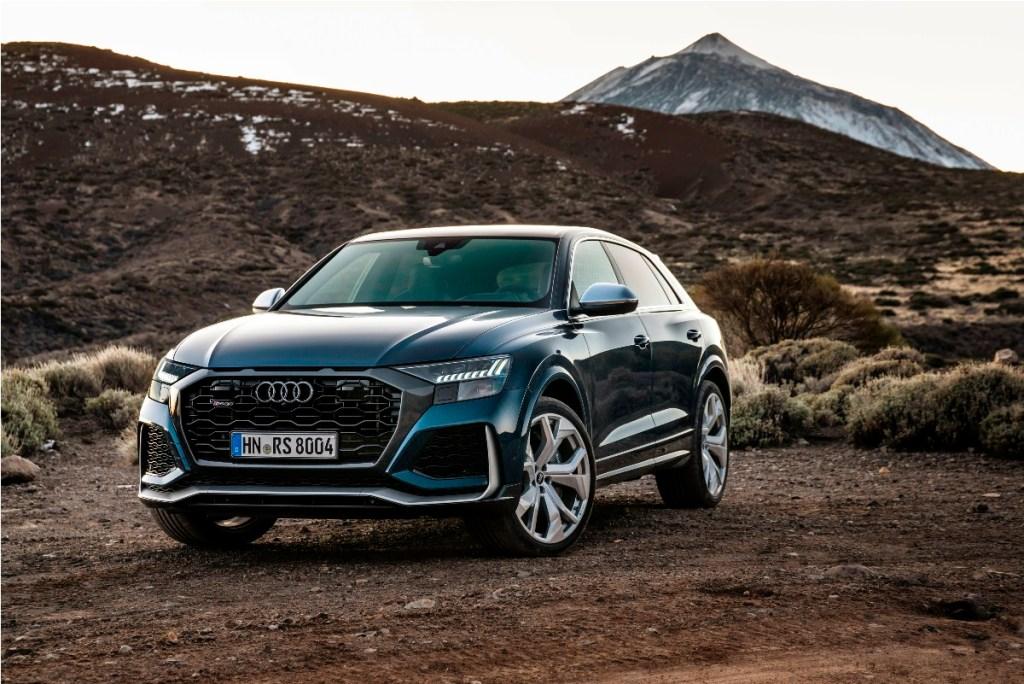 Potencia en formato SUV: El Audi RS Q8 ya tiene precio en Argentina