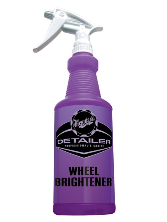 WHEEL BRIGHTNER BOTTLE 1 LITRE