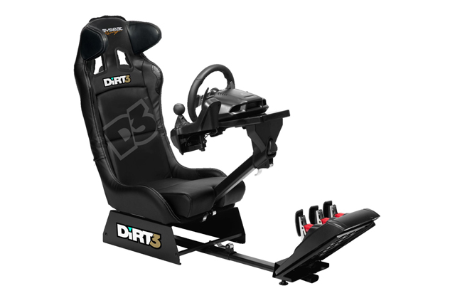Gaming Hype: DiRT3 Edition Playseat Revolution | MotorworldHype