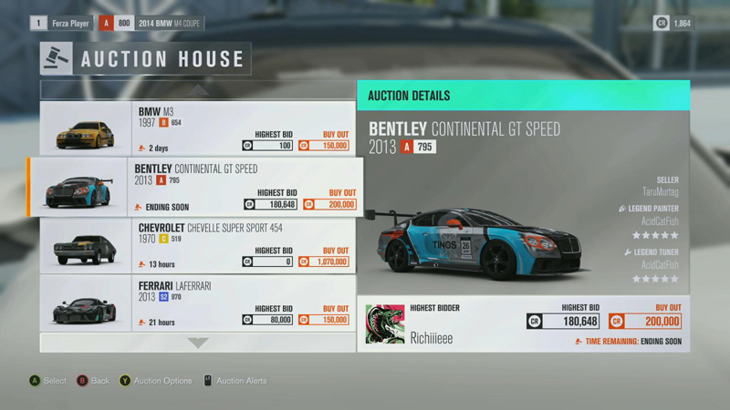 Forza_auction_house