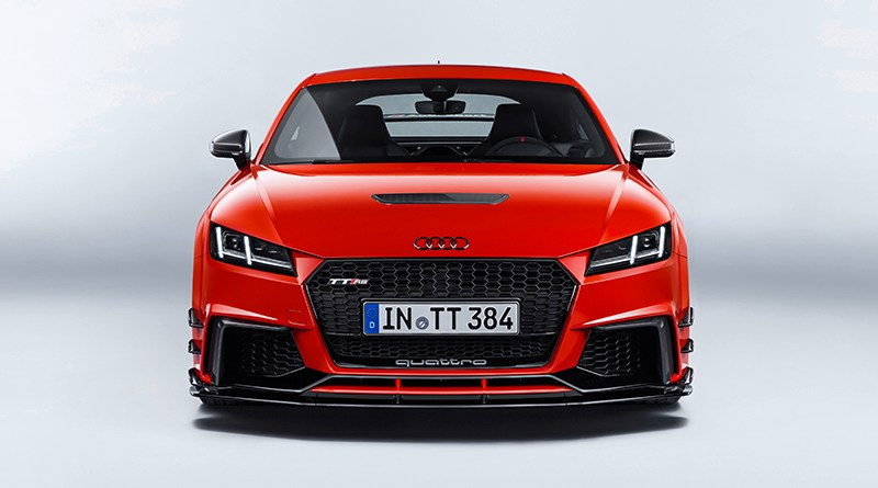 SEMA 2017: Audi Decks Out TT RS With New