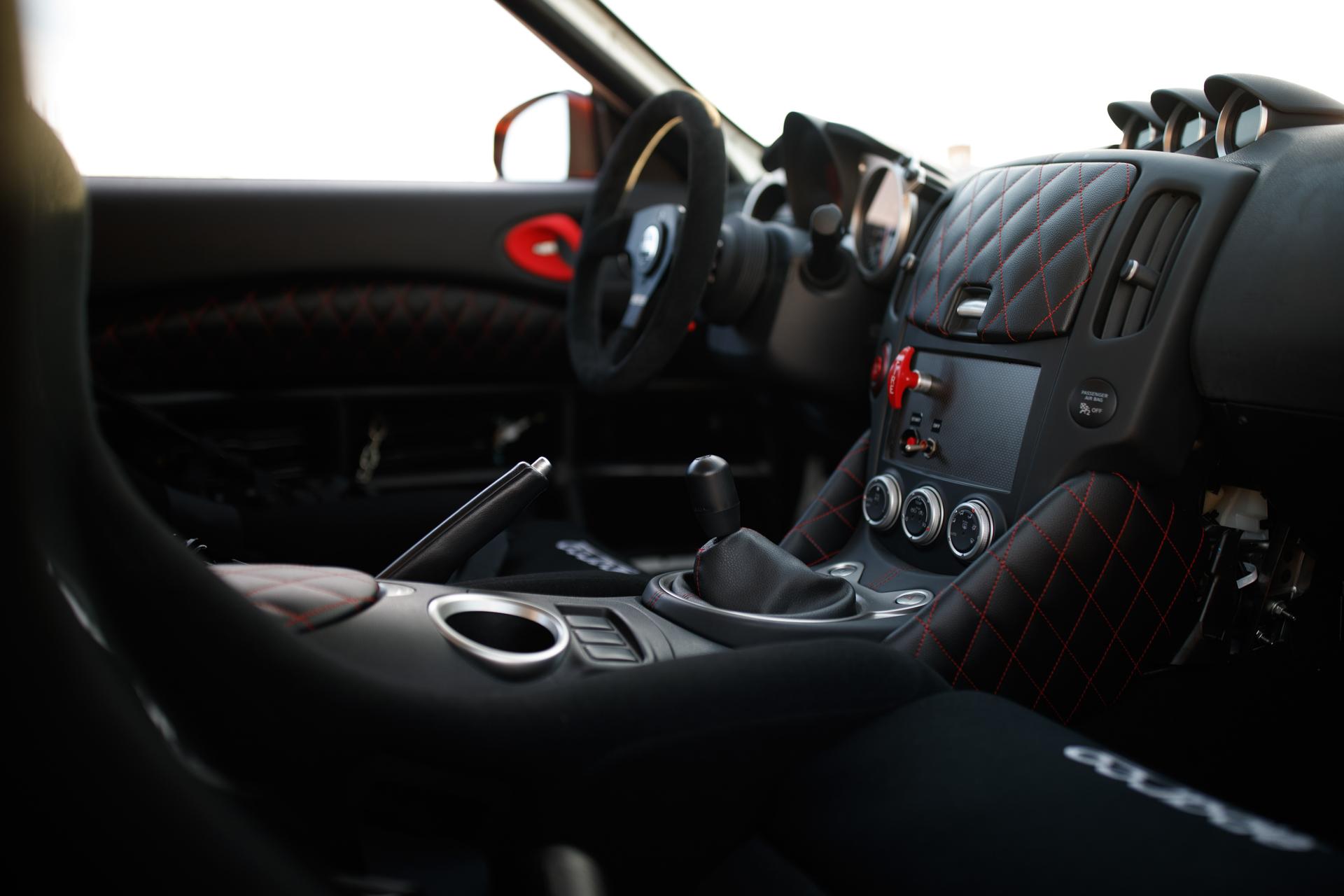 SEMA 2018: Nissan Builds Twin-Turbo 370Z To Tease Us   MotorworldHype