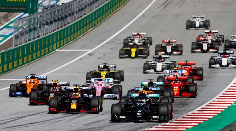 F1 2020 Austrian GP