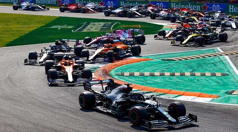 F1 Italian Grand Prix 2020