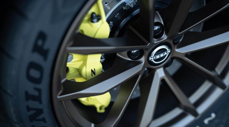Nissan Proto Z brake caliper