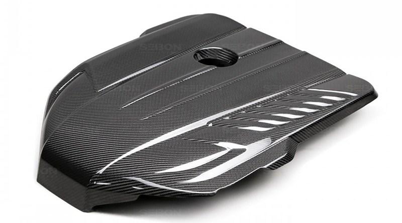Seibon Carbon Fiber Engine cover for Toyota GR Supra