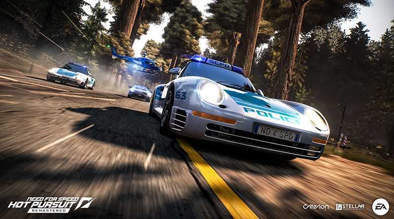Need For Speed Hot Pursuit Remastered revealed.