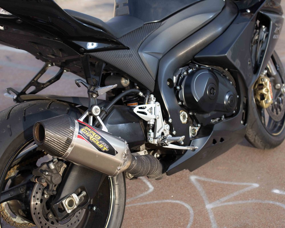 Carbon Fiber Exhaust on GSXR1000_IG.@ohsnap_its_snap_ - S.N.A.P Photography