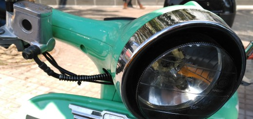 scooter de Yego motosharing