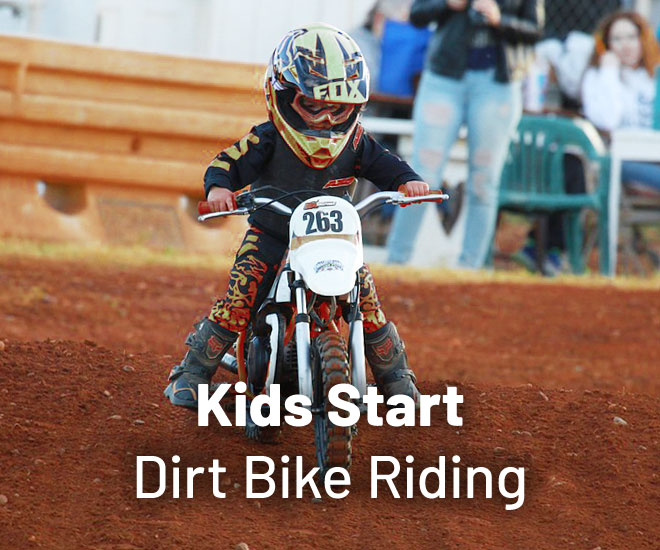 At What Age Should Kids Start Riding