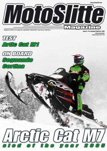 Motoslitte n° 14