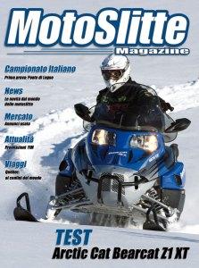 Motoslitte n° 29