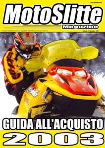 Motoslitte n° 7