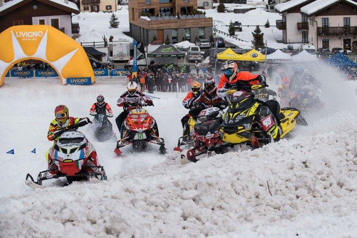 Campionato Italiano Motoslitte 2016 - Livigno