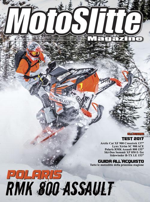 Motoslitte n°60