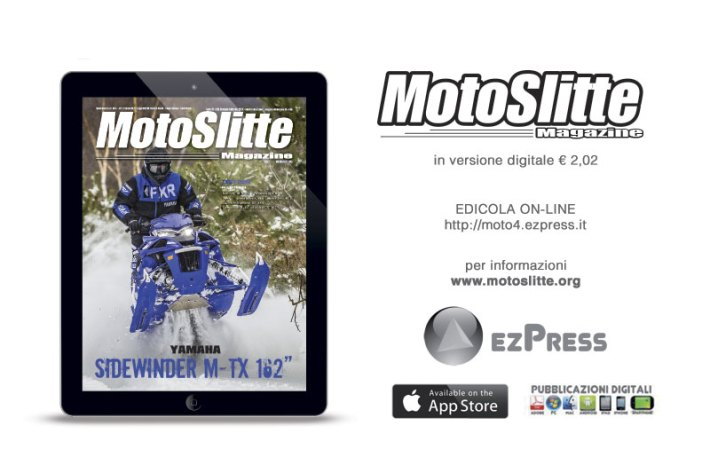 Motoslitte n°69