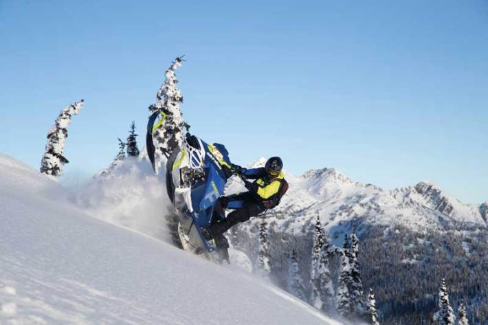 "Ski Doo Freeride 850 E-Tec 154/165"""