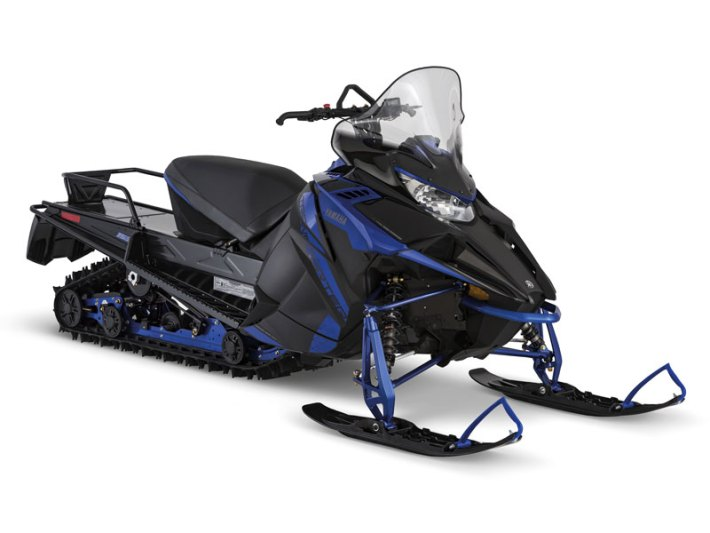 test yamaha transporter 600