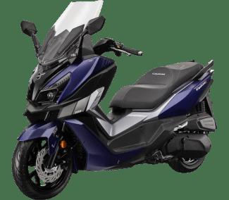 Sym Cruisym Euro 5 bleu mat 2021